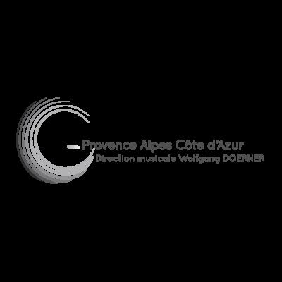 Orchestre de Cannes (logo)