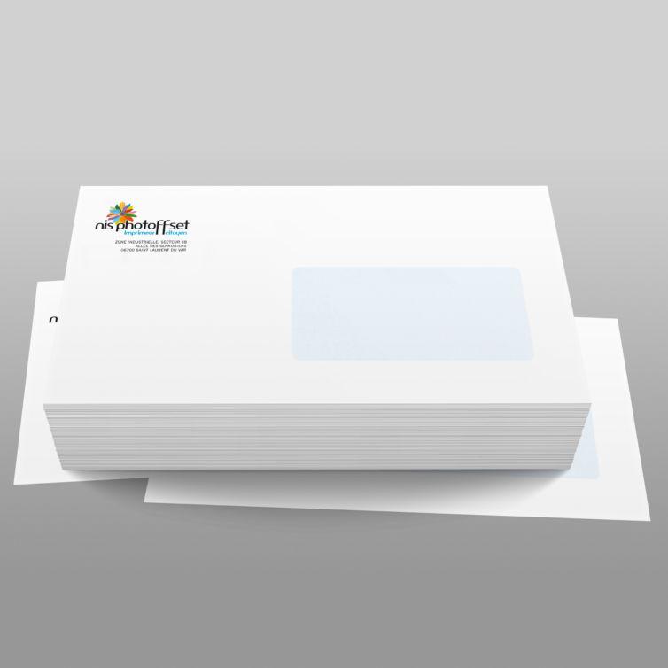 Enveloppe et pochette
