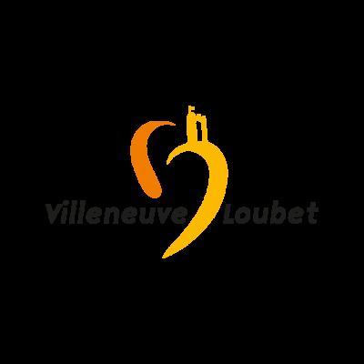 Villeneuve-loubet (logo)